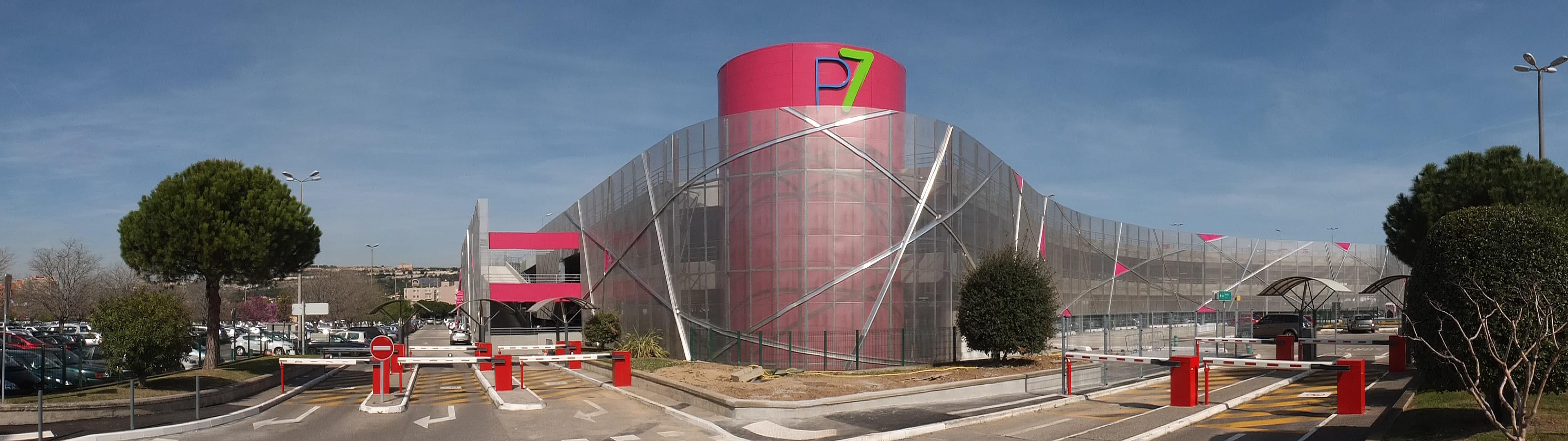 Aéroport Marseille-Provence P7 – Marignane (13)