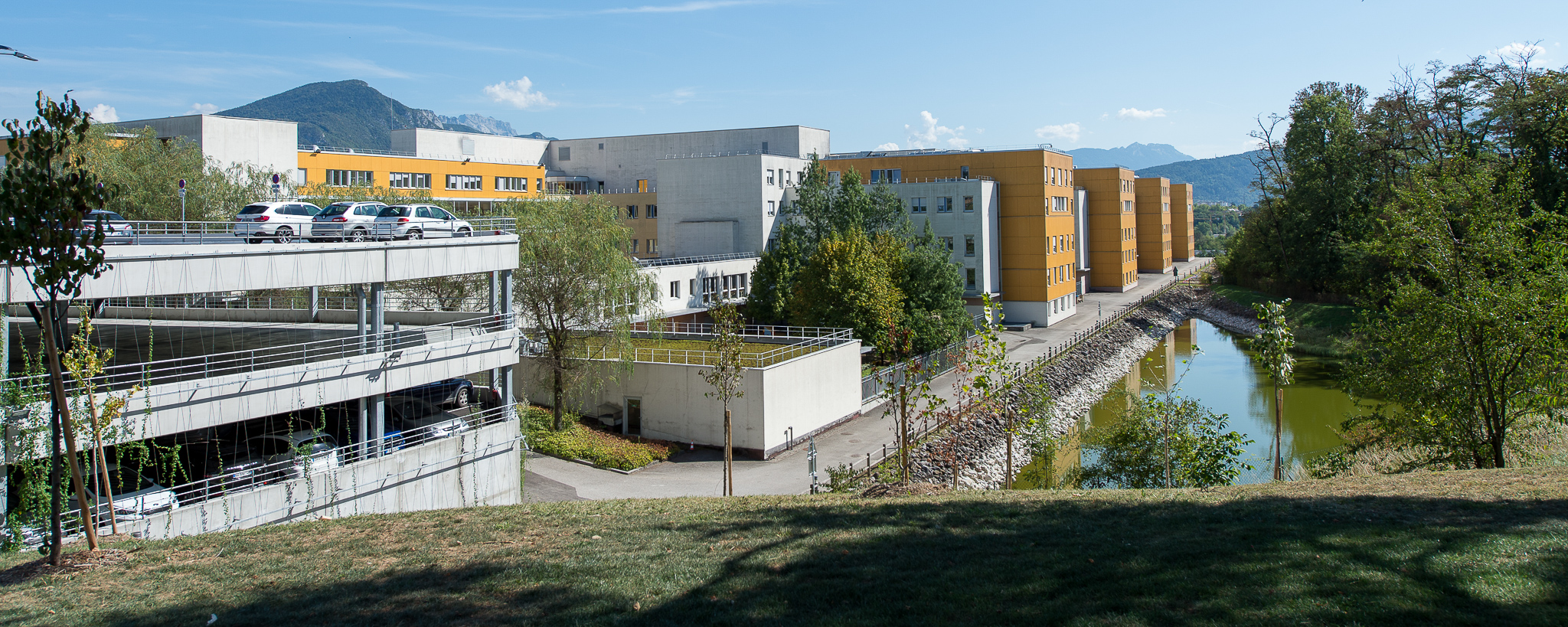 Centre Hospitalier P1 – Annecy (74)