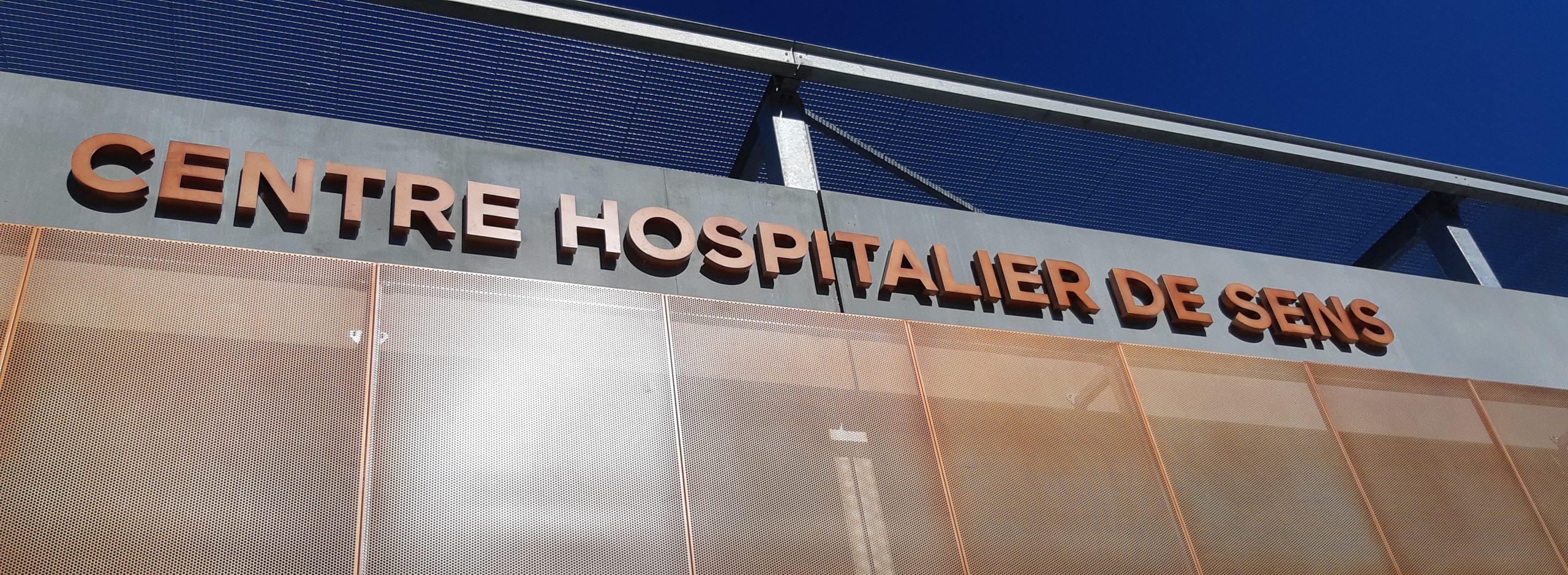 Centre Hospitalier – Sens (89)