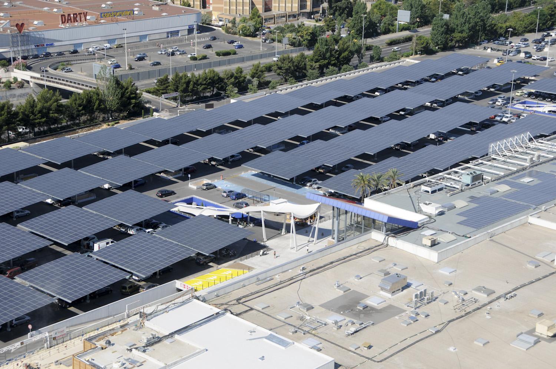 Centre commercial CASINO – Marseille La Valentine (13)