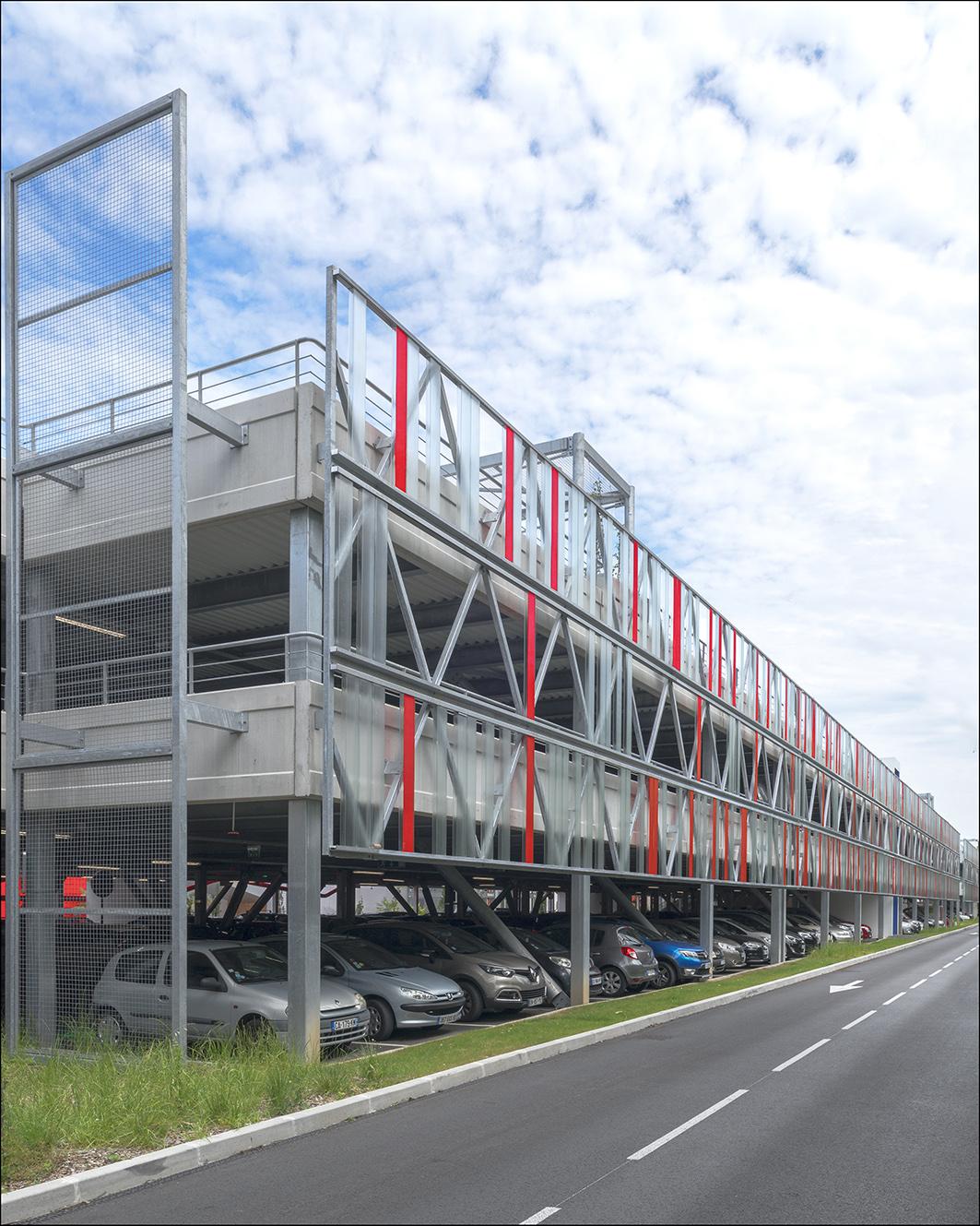 Centre commercial Carrefour BAB2