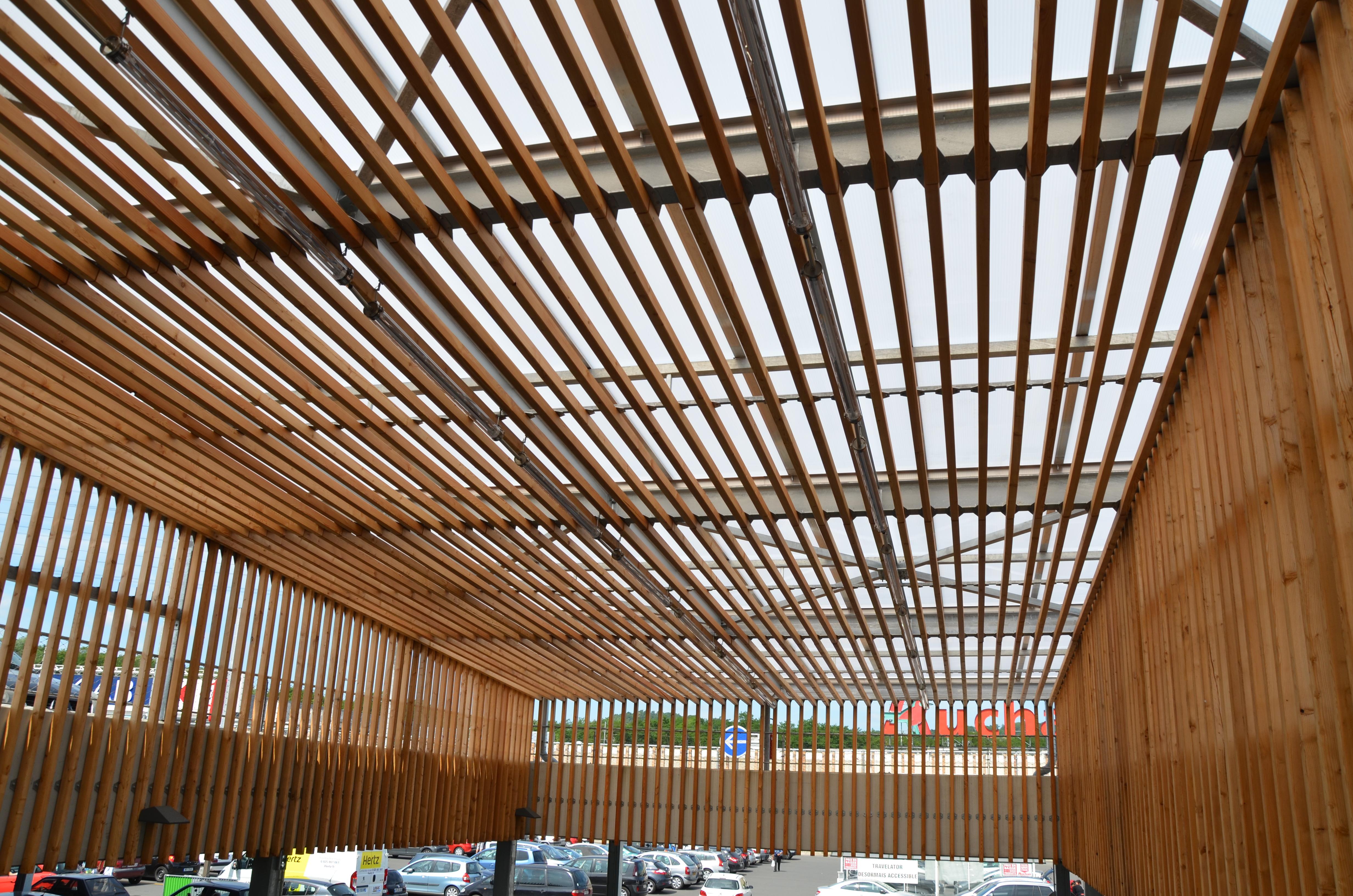 Centre Commercial AUCHAN – Villebon-sur-Yvette (91)
