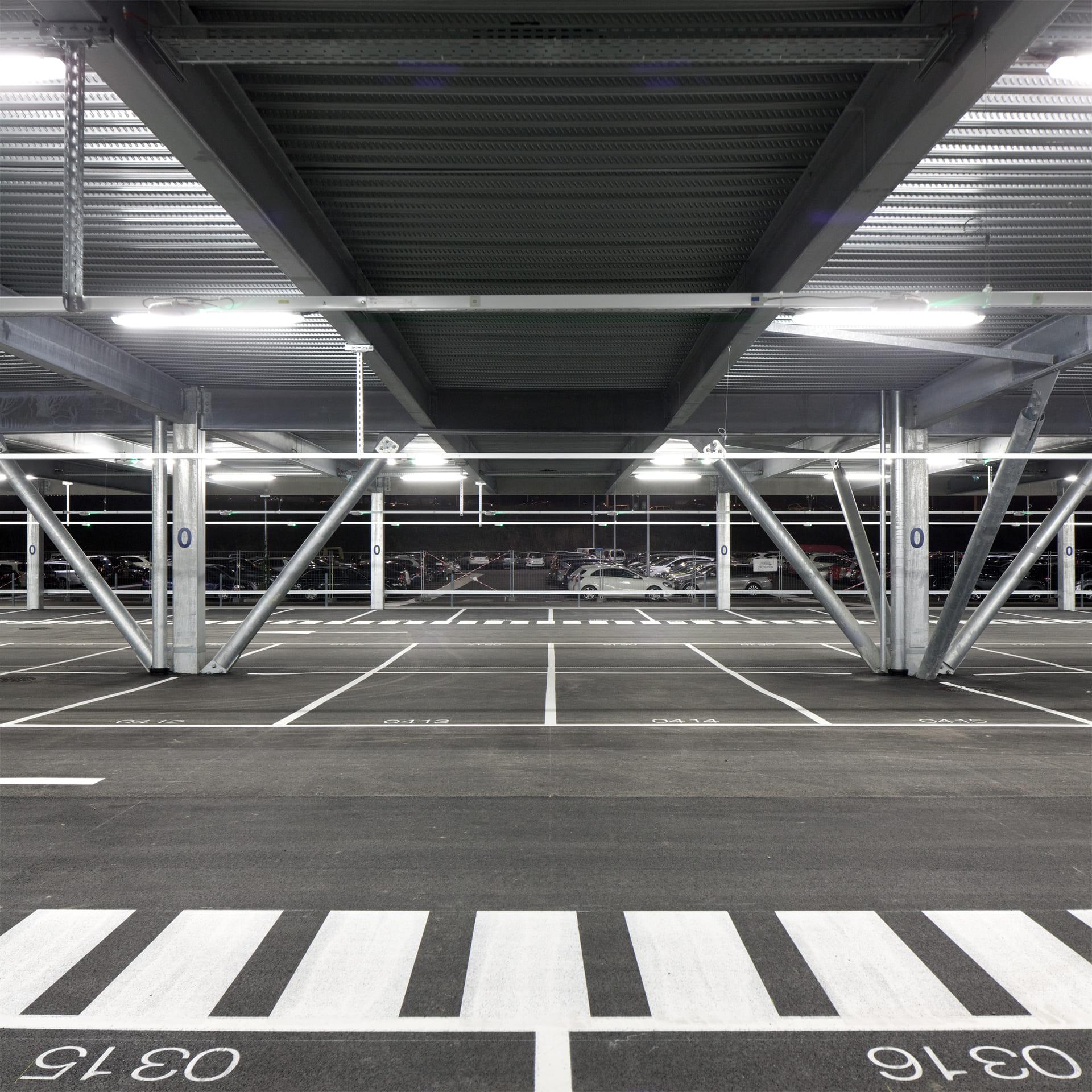 parking silo PSLV