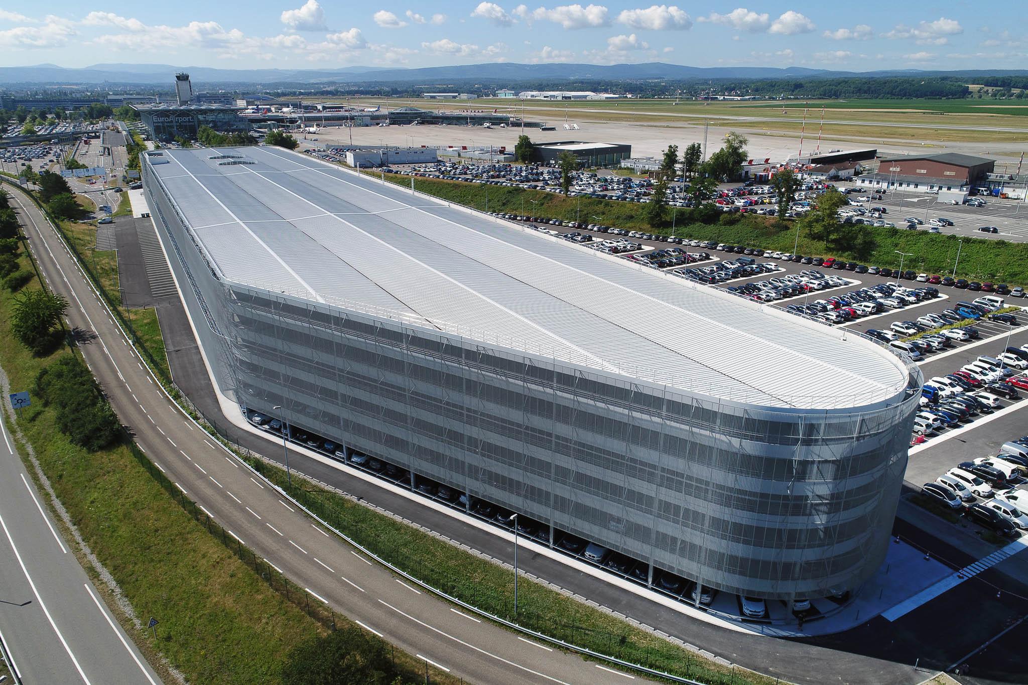 EuroAirport P4/P7 – Mulhouse (68)