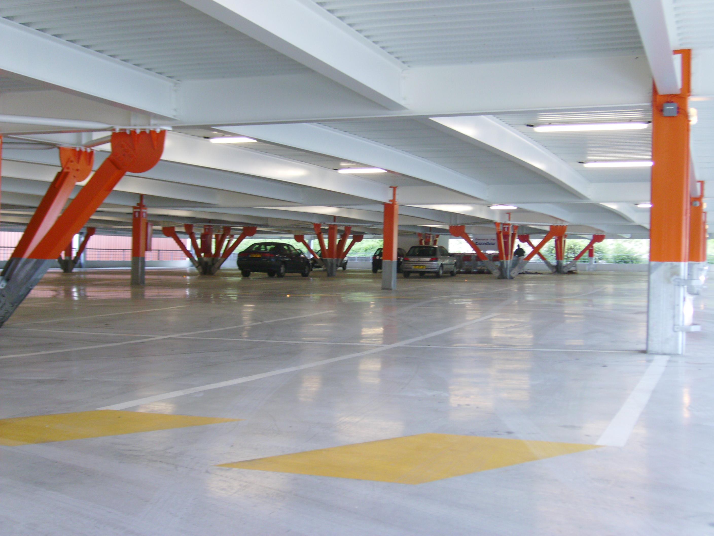 Parking silo Carrefour Voiron
