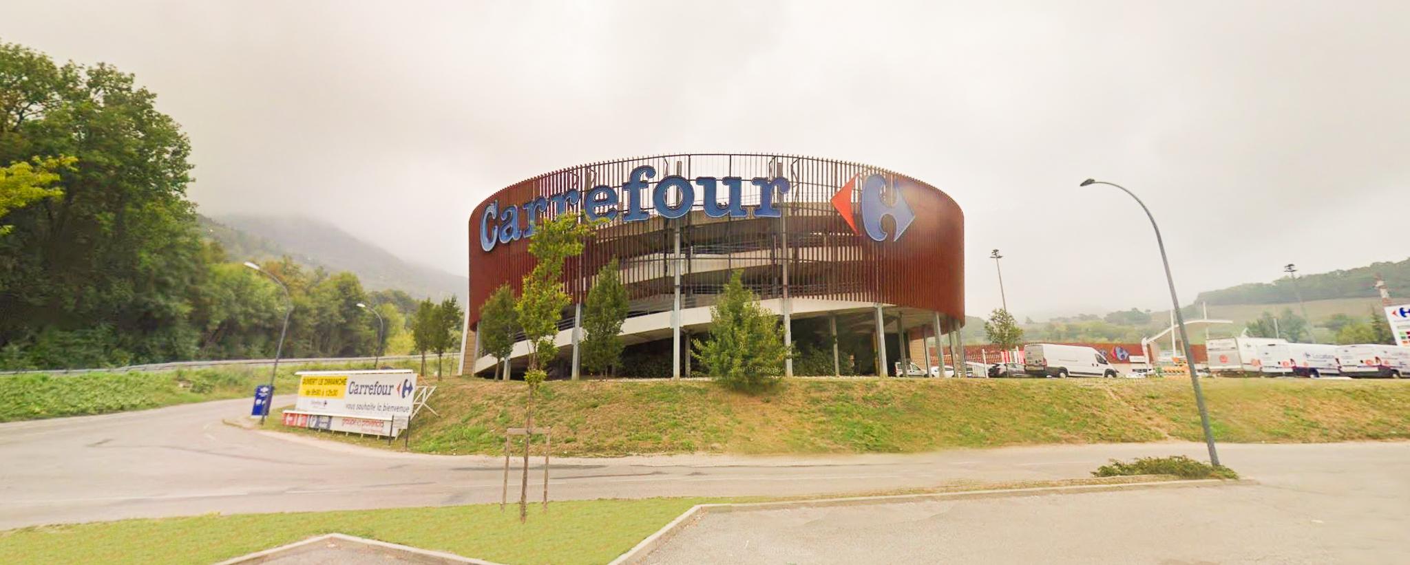 Centre commercial CARREFOUR – Voiron (38)