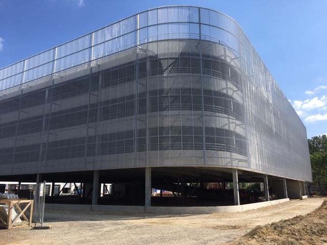 GSE ADP Cargo S4 parking silo gagnepark GPK roissy