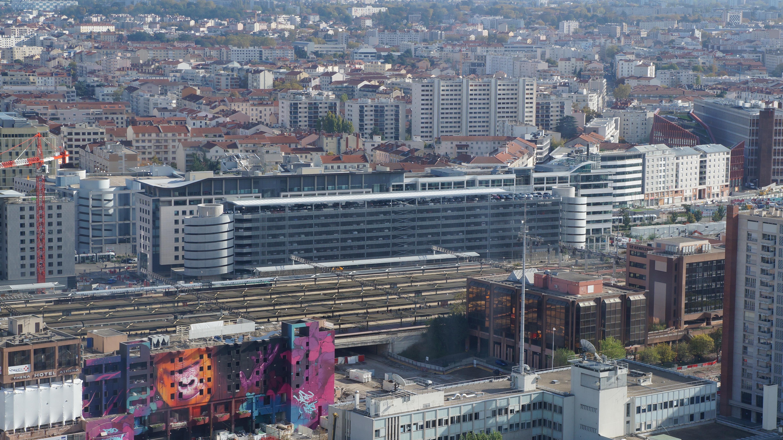 Gare de La Part-Dieu – Lyon (69)