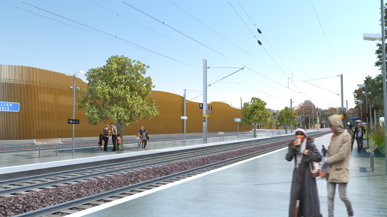 Gare SNCF – Cormeilles-en-Parisis (95)