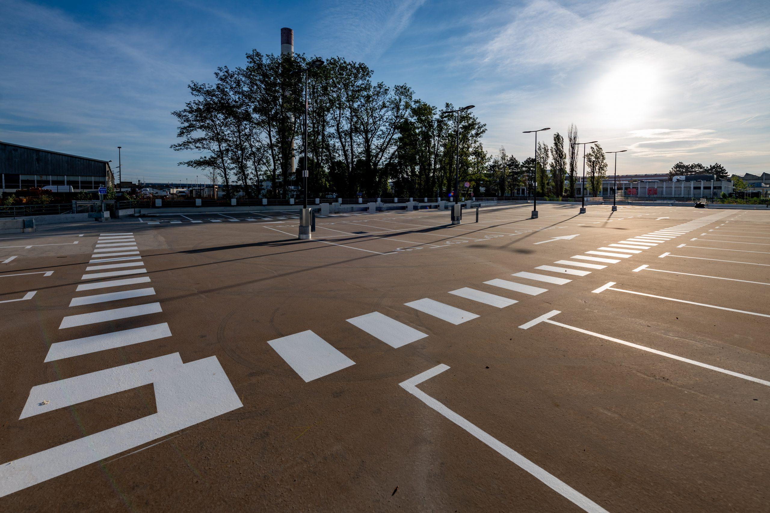 GSE SNCF Venissieux parking silo gagnepark GPK